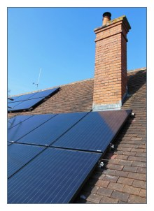 Solar panels how to get started image